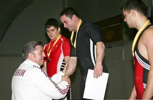А. Коробейников и А. Павленко