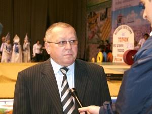 Владимир Книга - заслуженный тренер России
