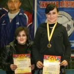 Алена Раенко и Альбина Жевницкая