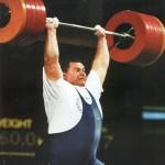 Андрей Чемеркин – олимпийский чемпион по тяжелой атлетике