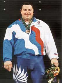 Андрей Чемеркин – олимпийский чемпион, четырехкратный чемпион мира по тяжелой атлетике
