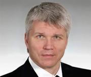 Министр спорта Российской Федерации П.А. КОЛОБКОВ