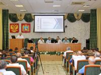 Заседание коллегии министерства физической культуры и спорта Ставропольского края