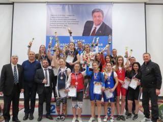 Кубок Ставропольского края по тяжелой атлетике в память об Александре Владимировиче Коробейникове 2018