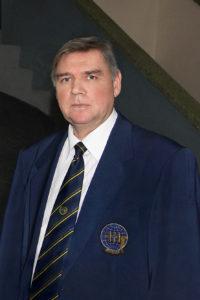 Заслуженный работник физической культуры и спорта Ставропольского края Валерий Викторович Изотов