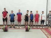 Первенство Ставропольского края среди юниоров и юниорок 15-18 лет и 19-20 лет